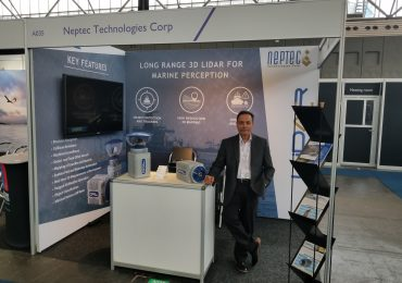 Neptec Technologies Attends the Autonomous Ship Symposium