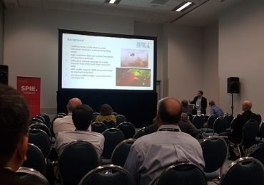 Neptec CTO Presenting Paper at SPIE Defense & Commercial Sensing