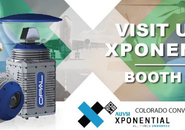 Visit us at AUVSI XPONENTIAL